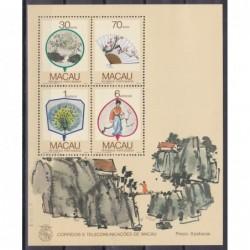 1987 - Leques da Região - RARO