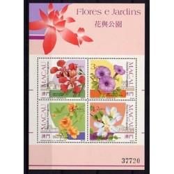 1991 - Flores e Jardins -...