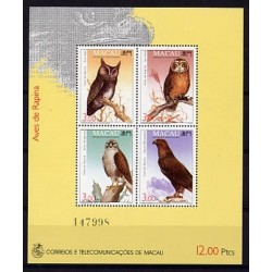 1993 - Aves Rapina