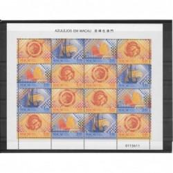 1998 - Azuleijos de Macau