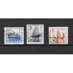 1951 - Embarcações Típicas