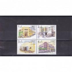2001 - Mercados de Macau