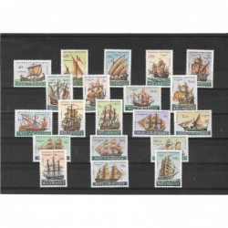 1963 - Barcos Portuguêses
