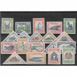 1937 - Motivos Locais