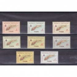1956 - Carta Geográfica