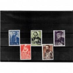 1948 - Vultos da Índia