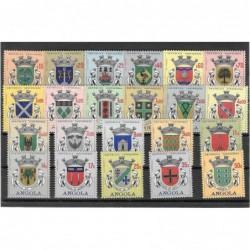 1963 - Escudos de Armas -...