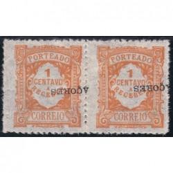 AÇORES - 1918 - Emissão...