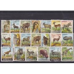 1953 - Animais de Angola