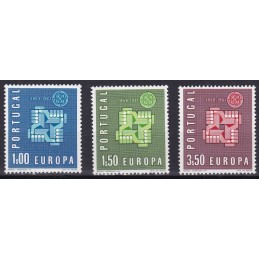 1961 - EUROPA CEPT