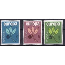 1965 - EUROPA CEPT