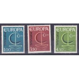 1966 - EUROPA CEPT