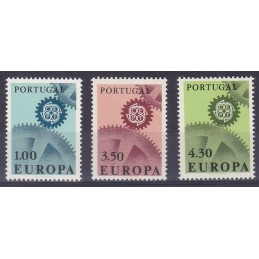 1967 - EUROPA CEPT