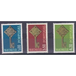 1968 - EUROPA CEPT