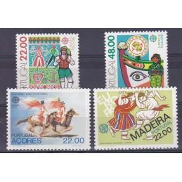 1981 - EUROPA CEPT