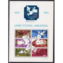 1974 - União Postal Universal