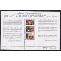 1976 - Lei das Sesmarias