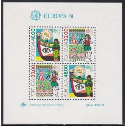 1981 - Europa - Portugal