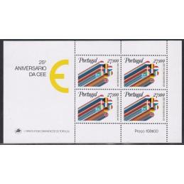 1982 - 25º Aniversário da CEE