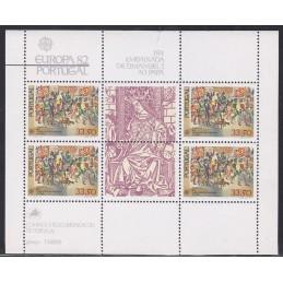 1982 - Europa - Portugal
