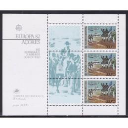 1982 - Europa - Açores