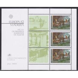 1982 - Europa - Madeira