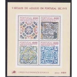 1982 - Azulejo - 2º Grupo
