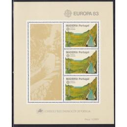 1983 - Europa - Madeira