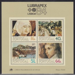 1984 - Lubrapex 84