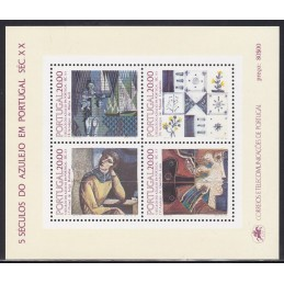1985 - Azulejo - 5º Grupo