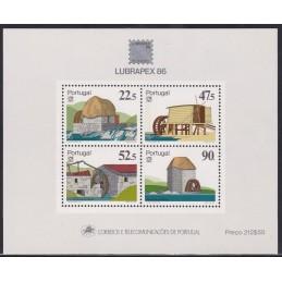 1986 - Lubrapex 86