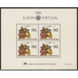 1988 - Europa - Portugal