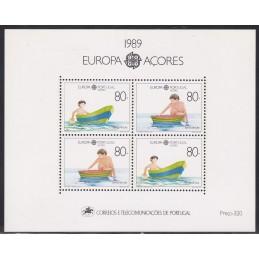 1989 - Europa - Açores