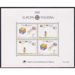 1989 - Europa - Madeira