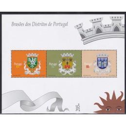 1996 - Brasões de Portugal...