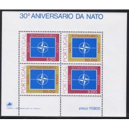 1979 - 30º Aniversário da OTAN