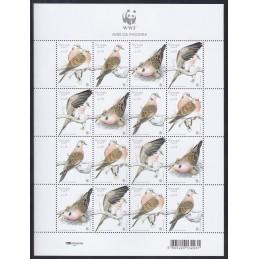 2002 - WWF - Aves da Madeira