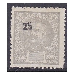 1895-1896 - D. Carlos I - ERRO