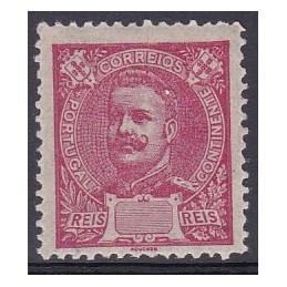 1898/1905 - D. Carlos I - ERRO