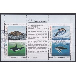 1983 - Especies Marinhas