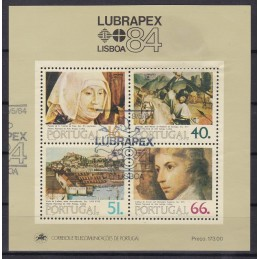 1984 - Lubrapex Pintura
