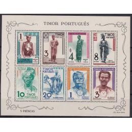 1948 - Tipos Indígenas