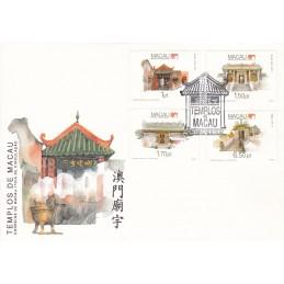 1992 - Templos de Macau