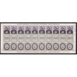 1952 - Exposição Filatelica...