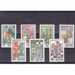 1983 - História do xardez