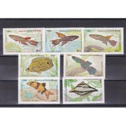 1983 - Peixes de Africa