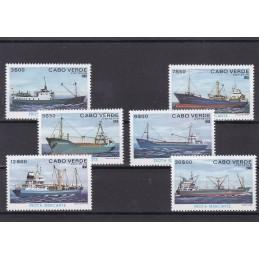 1980 - Frota Mercante