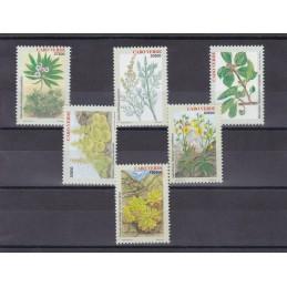 2001 - Plantas Endémicas