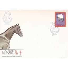 1990 - Ano  Lunar do Cavalo