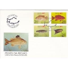1990 - Peixes da Região